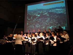 "2009 – 17th Annual Concert ""Jerusalem of Gold"" May 31, 2009"