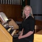 Rebecca Benjamin, piano accompanist